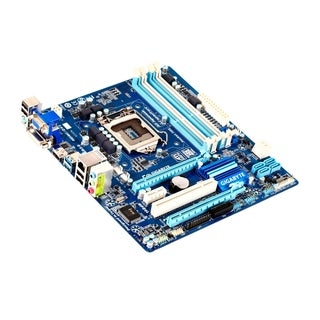 Gigabyte Ultra Durable 4 Classic GA-H77M-D3H Desktop Motherboard - In