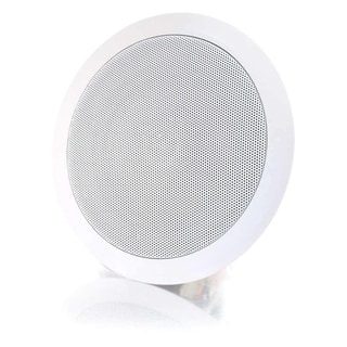 C2G Cables To Go 6in Ceiling Speaker - White