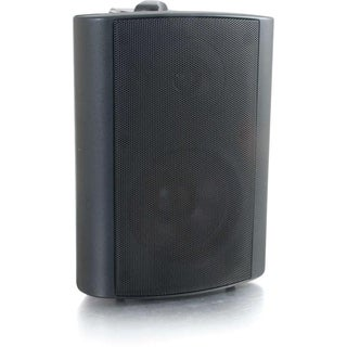 C2G Cables To Go 4in Wall Mount Speaker - Black (Each)