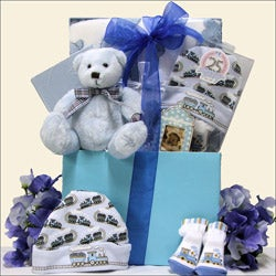 It's a Boy Baby Gift Basket