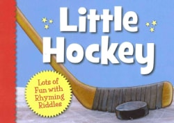 Little Hockey (Board book)