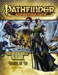 Pathfinder Adventure Path: Shattered Star: Shards of Sin (Paperback)