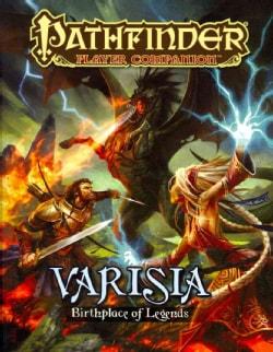 Varisia, Birthplace of Legends (Paperback)