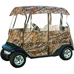 Fairway Deluxe Camo Golf Cart Enclosure