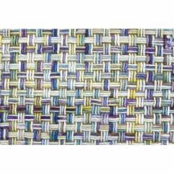 Hand-woven Mandara Wool Rug (7'9 x 10'6)