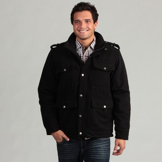 Joe Whistler Men's 'M-65' Wool Blend Jacket