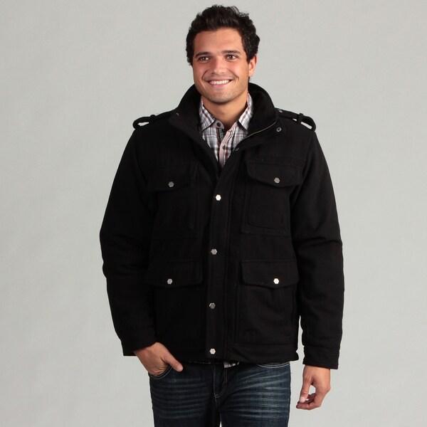 Joe Whistler Men's 'M-65' Wool Blend Jacket