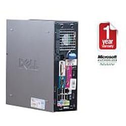 Dell OptiPlex 755 2.2GHz 80GB USFF Computer (Refurbished)