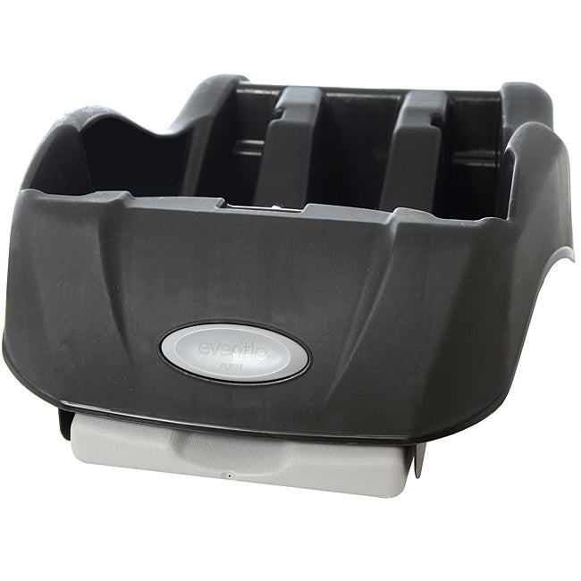Evenflo Embrace 35 Infant Car Seat Base in Black