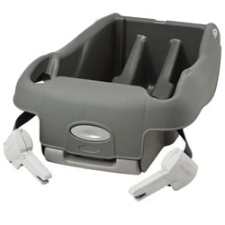 Evenflo SecureRide 35 Infant Car Seat Base in Gunmetal Gray