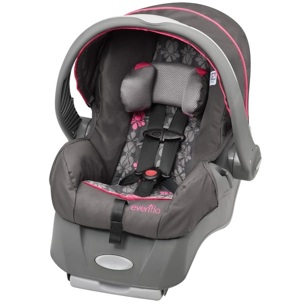 Evenflo Embrace 35 DLX Infant Car Seat in Alhambra