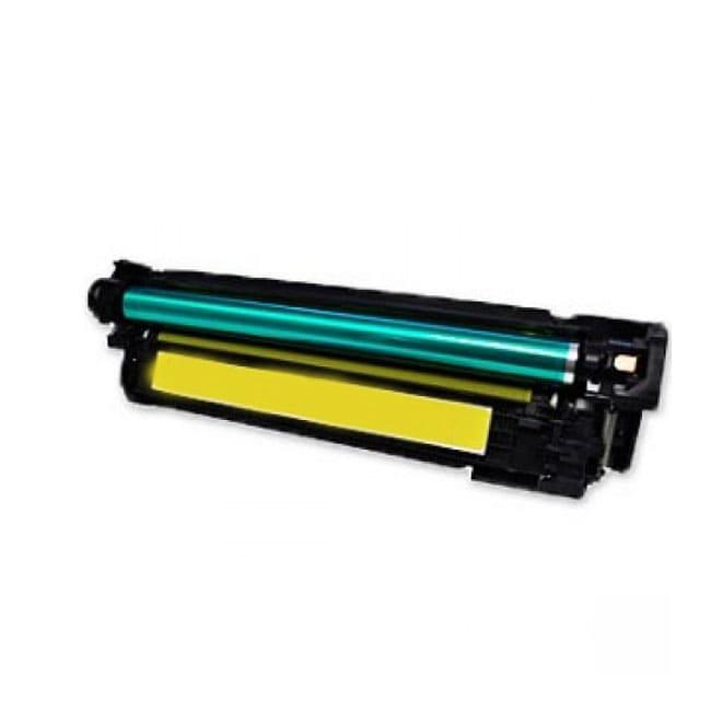 HP Color LaserJet CE252A Compatible Yellow Toner Cartridge