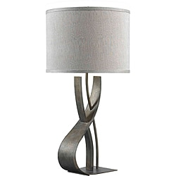 Marcel 30-inch Smoked Bronze Table Lamp