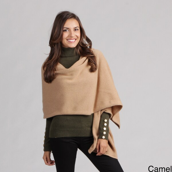 Portolano Women's Cashmere Wrap