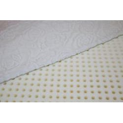 NuForm Talalay Latex 2-inch California King-size Mattress Topper
