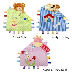 Taggies Peek-a-Boo Blanket Plush