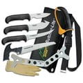Outdoor Edge Butcher-Lite Hunting Knife Kit