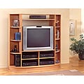 Classic Cherry Entertainment Center