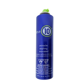 It's A 10 Miracle 9-ounce Styling Mousse