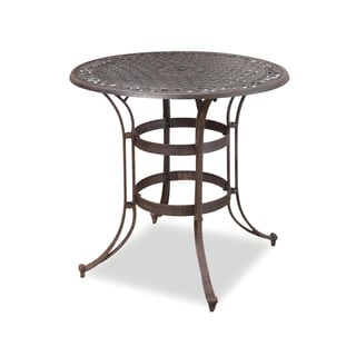 Biscayne Bronze Bistro Table