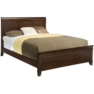 Paris Mahogany Queen-size Bed
