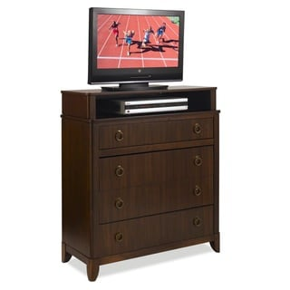 Paris Mahogany TV Media Chest