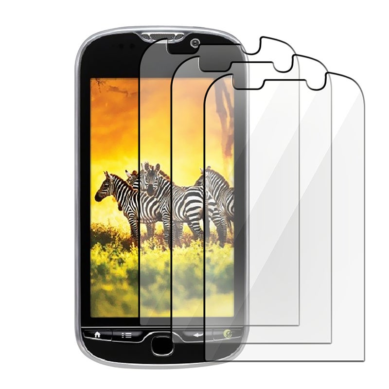 Screen Protector for HTC myTouch 4G (Pack of 3)