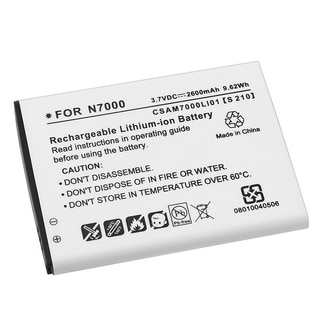 Li-Ion Battery for Samsung Galaxy Note N7000