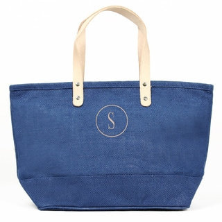 Nantucket 'Blue' Personalized Tote