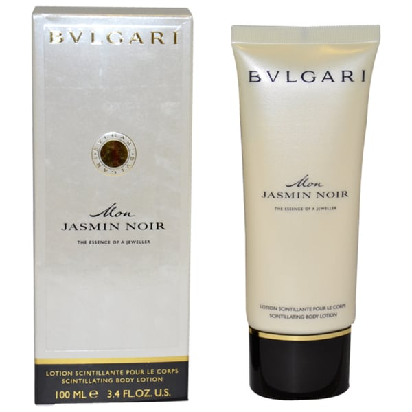Bvlgari 'Mon Jasmin Noir' Women's 3.4-ounce Body Lotion
