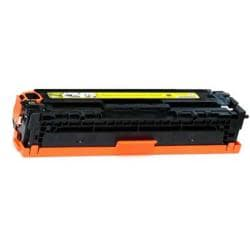 HP Color LaserJet CE322A Compatible Yellow Toner Cartridge