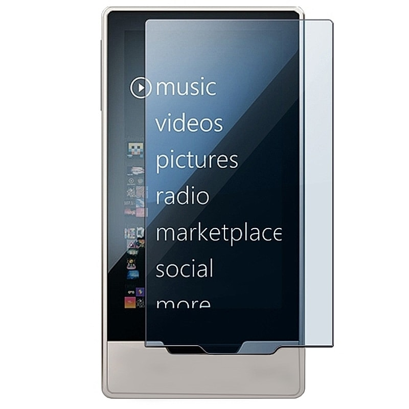 INSTEN Clear Screen Protector for Microsoft Zune HD