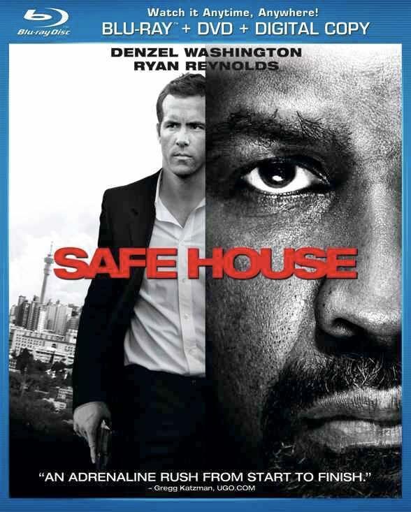 Safe House (Blu-ray Disc)