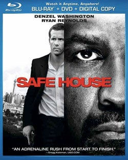 Safe House (Blu-ray Disc)