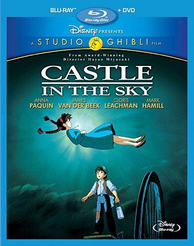 Castle in the Sky (Blu-ray/DVD)