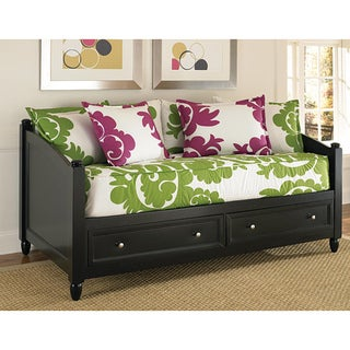 Twin-size Bedford Black DayBed