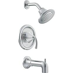 Moen TS2143 ICON Posi-Temp® Chrome Tub/Shower Trim