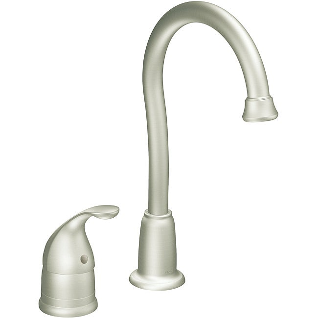 Moen 4905csl Camerist One Handle Classic Stainless High