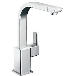 Moen 90-degree High Arc Chrome Kitchen Faucet