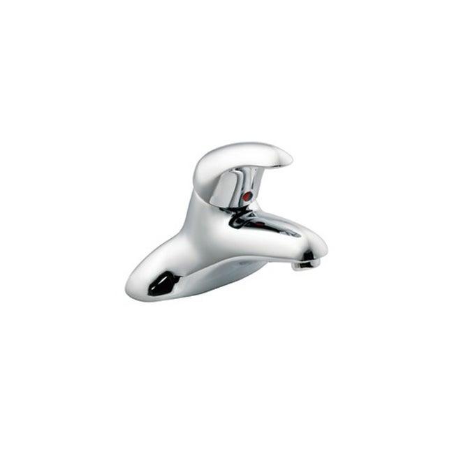 Moen 8413 Chrome One-Handle Kitchen Faucet