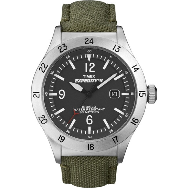 Timex T498809J Men's Expedition Rugged Dive Watch