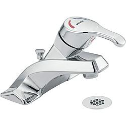 Moen 8434 One-Handle Bathroom Faucet Chrome
