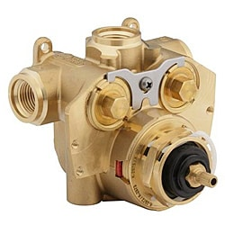 Kohler MasterShower 1/2-inch Rough Brass Thermostatic Valve
