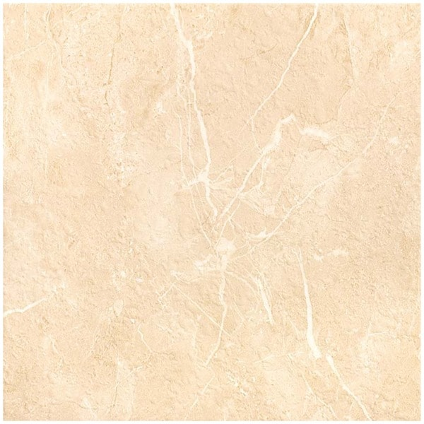 SomerTile 12 x 12-inch Mesa Beige Ceramic Floor and Wall Tile (Case of 21)