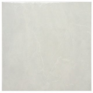 SomerTile 12x12-in Mesa Gris Ceramic Floor and Wall Tile (Case of 21)