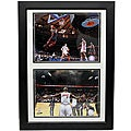 Miami Heat LeBron James Double Photo Frame