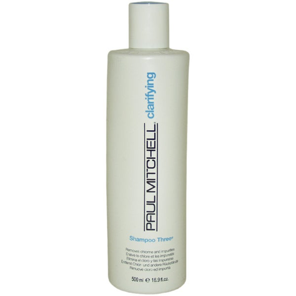 Paul Mitchell Shampoo Three 16.9-ounce Clarifying Shampoo 8970164
