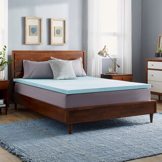 Slumber Solutions Gel 2-inch Memory Foam Mattress Topper