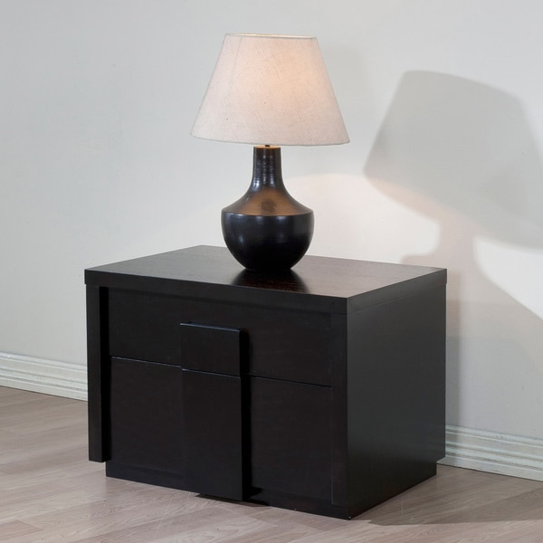 Simon 2-drawer Nightstand