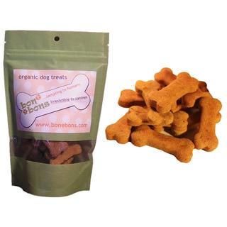 Bone Bons Organic Grain Free Peanut Butter Bones